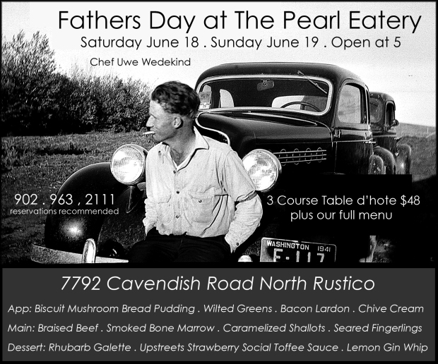 Fathers Day at The Pearl Eatery 2016